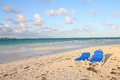 Cuba beach playa pilar on cayo guillermo island in jardines del rey region of Stock Photo