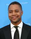 Cuba gooding jr th naacp image awards shrine auditorium los angeles ca february Royalty Free Stock Images