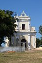 Cuba matanzas famous montserrat hermitage religious retreat on a hill Stock Photo