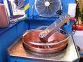 Cuba Nuts da produção Fotografia de Stock Royalty Free