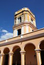 Cuba trinidad the old town municipal history museum unesco world heritage site Royalty Free Stock Image