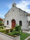 Cuban church Royalty Free Stock Photography