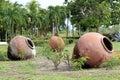 Cuban Clay Pots (Tinajon)