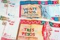 Cuban Convertible Pesos Royalty Free Stock Photo