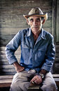 Cuban farmer Stock Photography