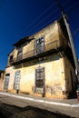Cuban House Royalty Free Stock Photography