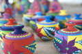 Cuban pottery Royalty Free Stock Photo