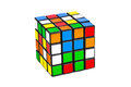 Cube puzzle Royalty Free Stock Photo