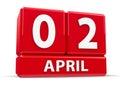 Cubes 2nd April