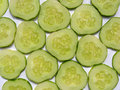 Cucumber background Stock Images