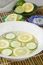 Cucumber Citrus Royalty Free Stock Photography