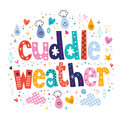 Cuddle weather Royalty Free Stock Photo