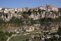 Cuenca in Spain Royalty Free Stock Photos