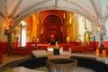 Cuernavaca cathedral V Royalty Free Stock Photo