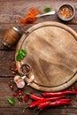 Culinary background