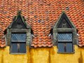 Culross palace scotland united kingdom Royalty Free Stock Images