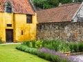 Culross palace scotland united kingdom Stock Photography