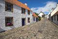 Culross, Scotland Royalty Free Stock Photo