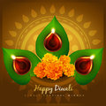 Cultural hindu festival of diwali Royalty Free Stock Photo