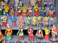 Culture it shows the diversity of indian Stock Images