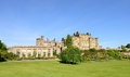 Culzean castle and lawn ayrshire scotland Stock Photos