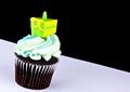 Cup Cake decoration Stock Photography