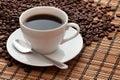 Café taza y