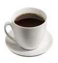 Royalty Free Stock Photography Cup of coffee