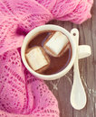 Cup Of Hot Chocolate Wrapped I...
