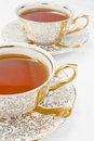 Cup tea Stock Photo