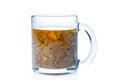 Cup of tea closeup Royalty Free Stock Photo