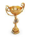 Cup winner Royalty Free Stock Photo