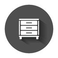 Cupboard icon.