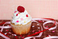 Cupcake 2 Royalty Free Stock Photo