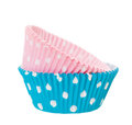 Cupcake Wrappers Royalty Free Stock Photo