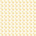 Cupcakes pattern Stock Photography