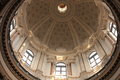 The cupola of Basilica of Superga on Turin's hill, Italy Royalty Free Stock Photo