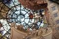 Cupola of the Erawan museum Royalty Free Stock Photo