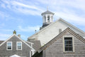 Cupola the of the town library in provincetown massachusetts Royalty Free Stock Photography