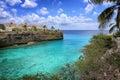 Curacao: Caribbean Blue Sea