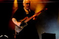 The cure reeves gabrels of performing at primavera sound music festival in barcelona Stock Photo