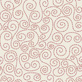 Curly pattern Stock Image