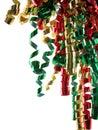 Curly Ribbon Royalty Free Stock Photo