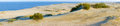 Curonian spit dunes on the Stock Photography
