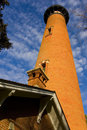 Currituck Beach Lighthouse Royalty Free Stock Photo