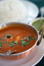 Curry Fotografia Stock