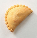 Curry puff Royalty Free Stock Photo