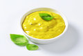 Curry sauce Royalty Free Stock Photo