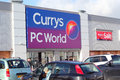Currys PC world store. Royalty Free Stock Photography
