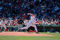 Curt Schilling Boston Red Sox Images libres de droits